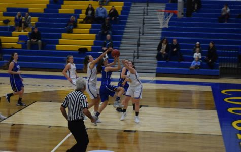 Girls' Basketball: West vs. East Write-up
