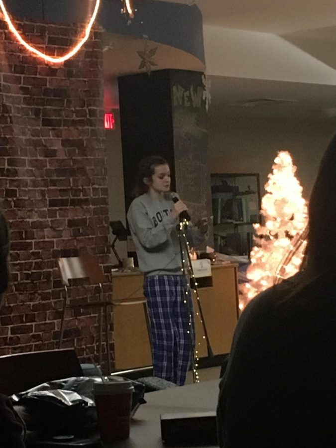 G4C Hosts Coffee House; Proceeds Go to Habitat for Humanity