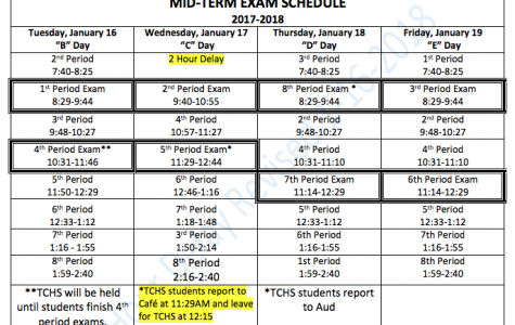 Midterm Schedule — and Stress!