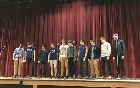 "St. Andrews' ""The Other Guys"" Visit West"