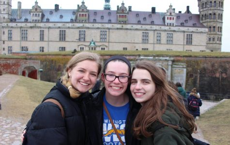 West Students Participate in Danish Exchange Program