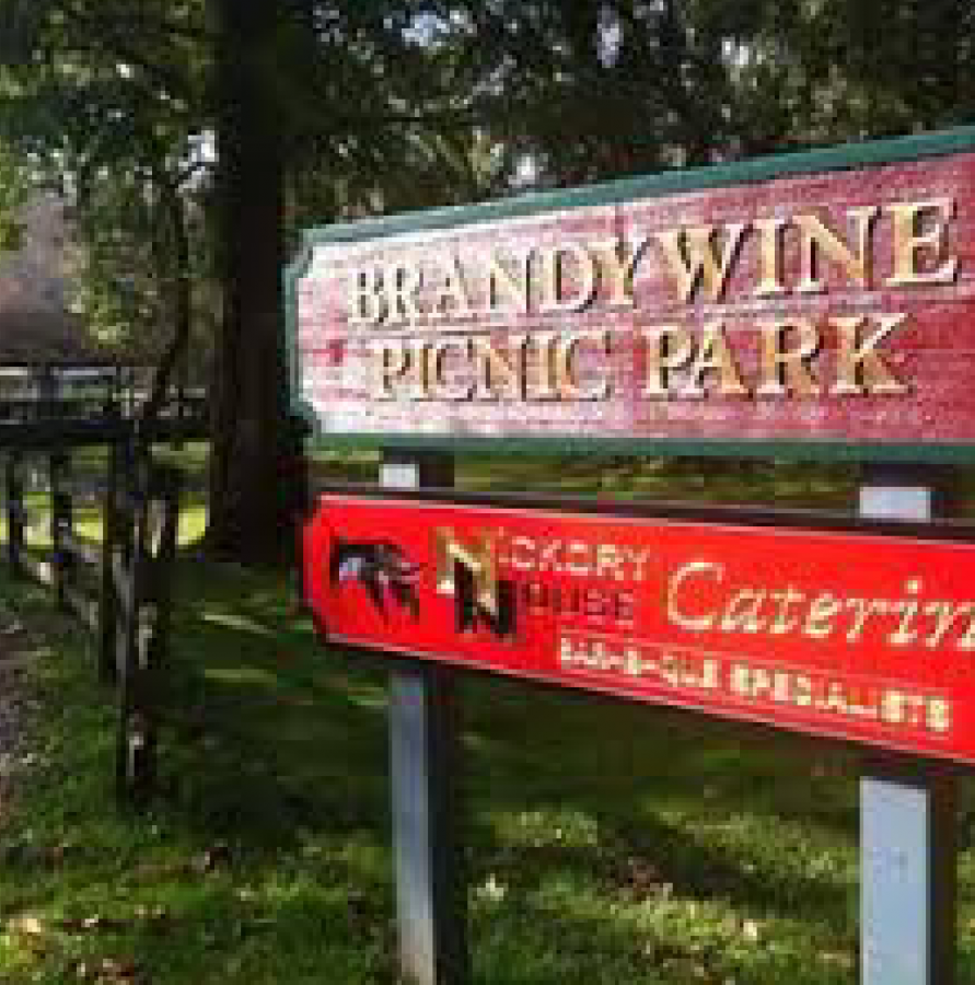 Brandywine Picnic Park is a great choice for a first job, or for those who enjoy working outside.