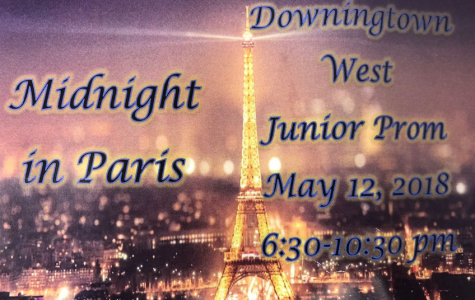 Memories of Midnight in Paris, the Class of 2019's Junior Prom
