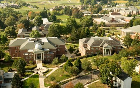 College is exciting! Getting your letters of recommendation squared away is a crucial step before you can spend the next four years on a beautiful campus like this!