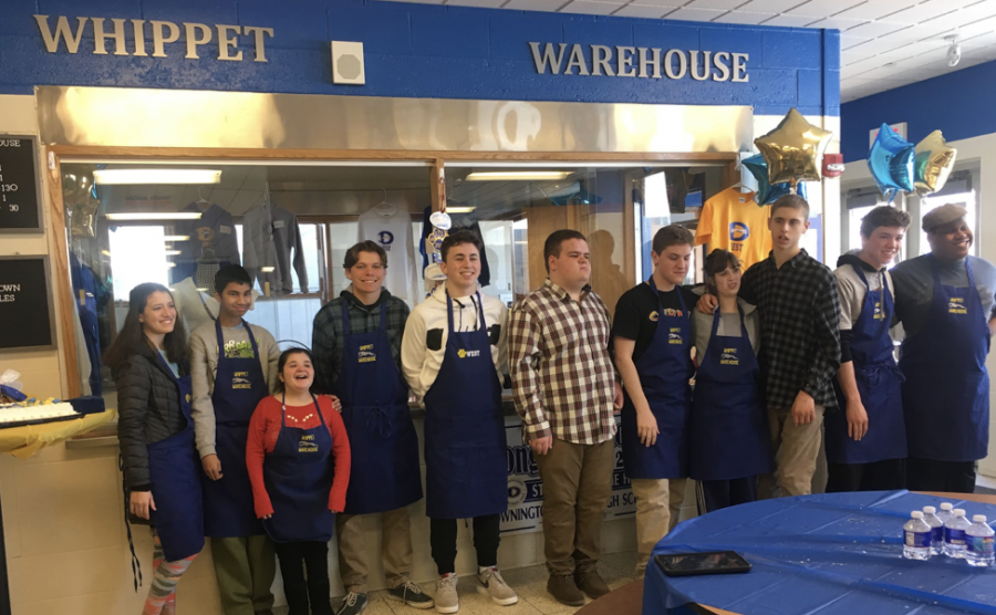 Whippet Warehouse Opens at West