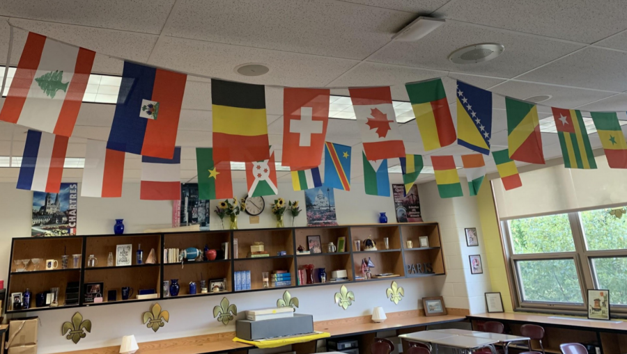 Bonjour! Join the French club at their meetings to explore French culture, food, and language.