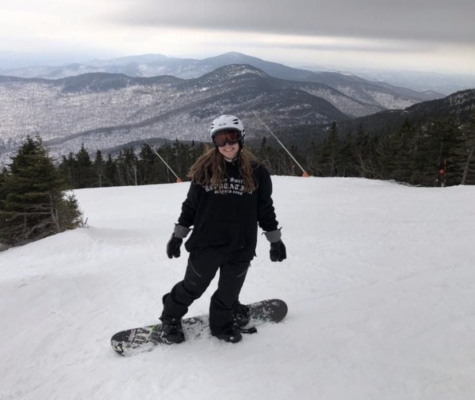 West's Ski and Snowboard Club Hits the Slopes!