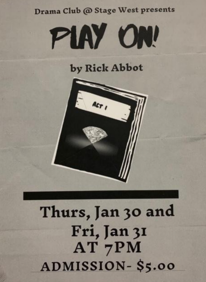 "Stage West Presents ""Play On"" to Rave Reviews"