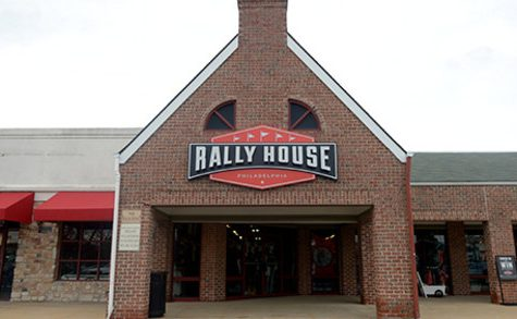 Visit Rally House in Exton for all of your fan gear needs!