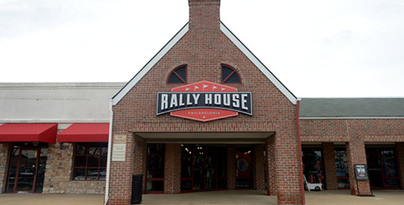 Get Your Sports Fix at Rally House