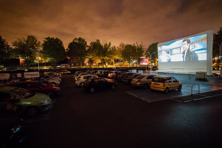 Drive-in delight!  The new drive-in theater brings a socially distanced entertainment option to the Downingtown area.