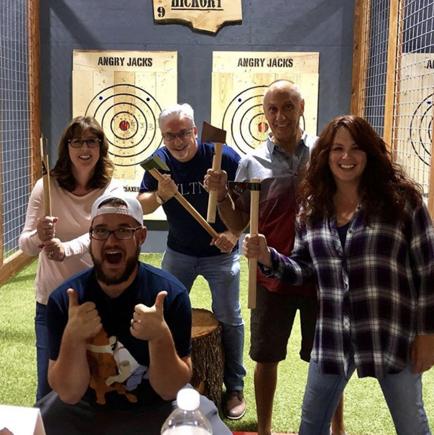 Whether it's having some delicious water ice or throwing axes at wood, the Downingtown community has a bunch of fun activities to enjoy with your friends and family!